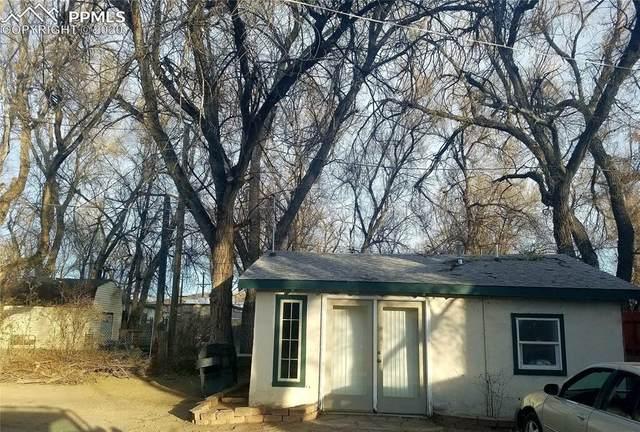 2420 E Monument Avenue 1/2, Colorado Springs, CO 80909 (#1611581) :: The Kibler Group