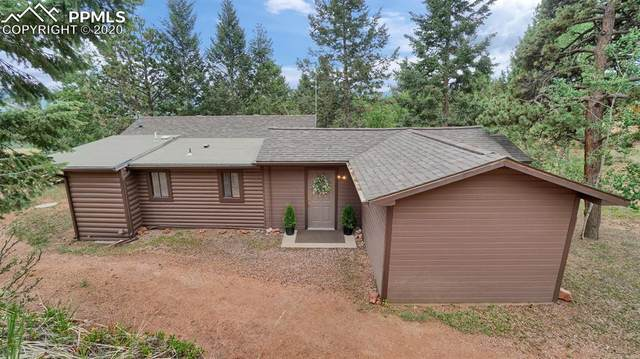 1022 W Highway 24 Highway, Woodland Park, CO 80863 (#1614481) :: Action Team Realty