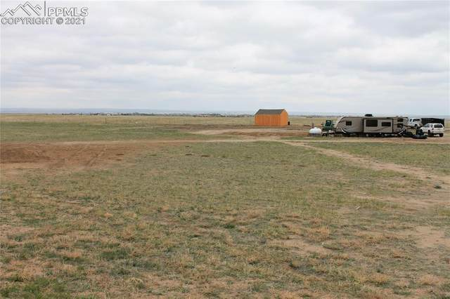 841 Spotted Owl Way, Calhan, CO 80808 (#1614920) :: Action Team Realty