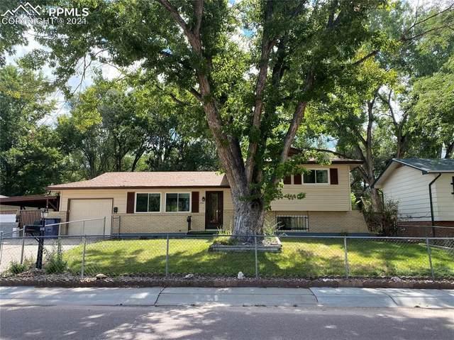 131 Kilgore Street, Colorado Springs, CO 80911 (#1618500) :: Tommy Daly Home Team