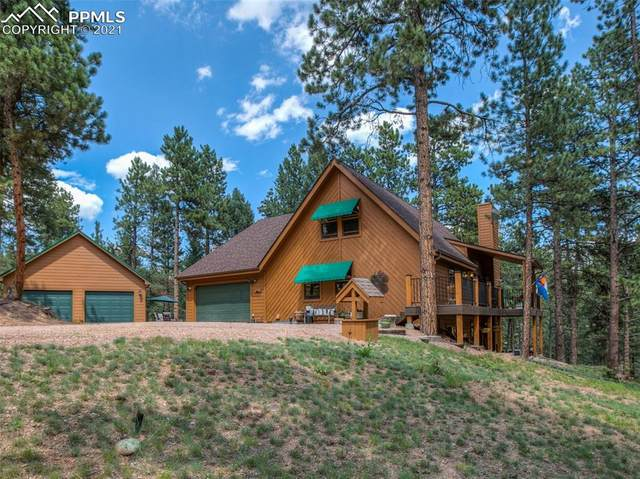 598 Crystola Court, Woodland Park, CO 80863 (#1623877) :: The Dixon Group