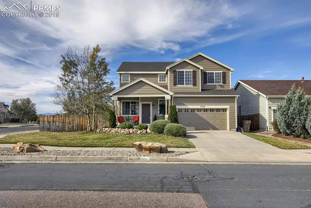 3986 Pioneer Creek Drive, Colorado Springs, CO 80922 (#1624485) :: The Peak Properties Group