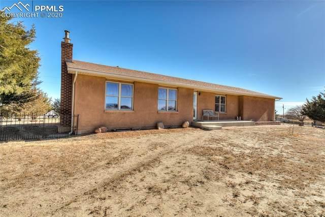 11740 Peaceful Valley Road, Colorado Springs, CO 80925 (#1624524) :: The Treasure Davis Team