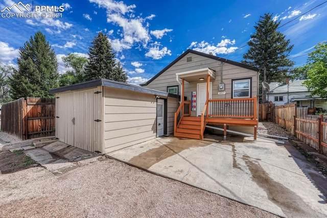 1017 E Uintah Street, Colorado Springs, CO 80903 (#1624737) :: Tommy Daly Home Team