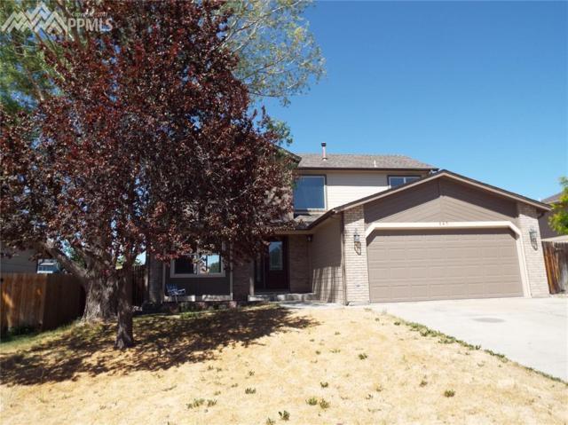 645 Pennington Drive, Colorado Springs, CO 80911 (#1624977) :: Fisk Team, RE/MAX Properties, Inc.