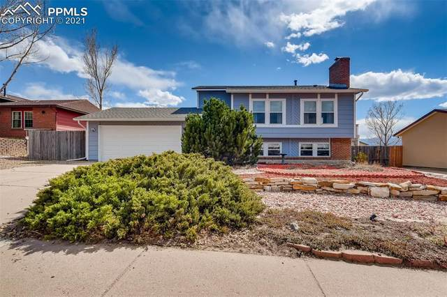 2323 Vintage Drive, Colorado Springs, CO 80920 (#1626580) :: Re/Max Structure