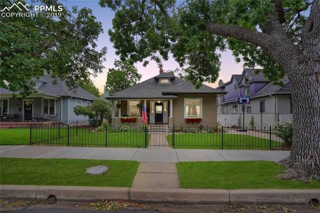 1927 N Tejon Street, Colorado Springs, CO 80907 (#1626615) :: 8z Real Estate