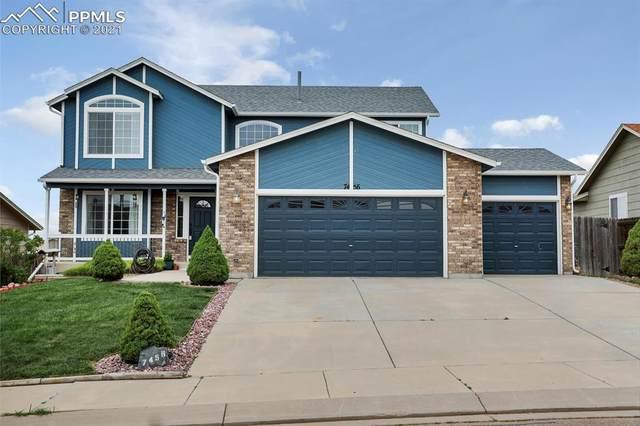 7456 Twin Valley Terrace, Colorado Springs, CO 80925 (#1627145) :: Dream Big Home Team | Keller Williams
