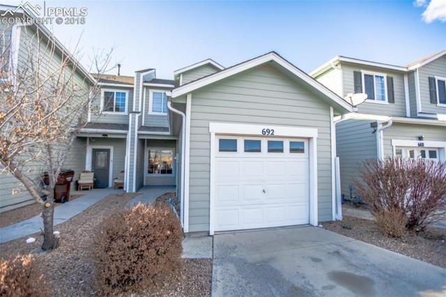 692 Hailey Glenn View, Colorado Springs, CO 80916 (#1627350) :: Action Team Realty