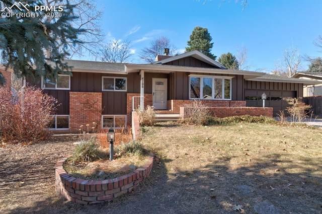 4106 Pianta Drive, Colorado Springs, CO 80918 (#1629321) :: The Kibler Group