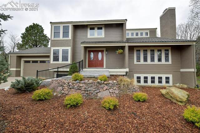 1055 Golden Hills Road, Colorado Springs, CO 80919 (#1629656) :: Venterra Real Estate LLC