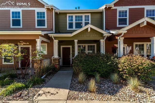 3451 Eagles Bay Point, Colorado Springs, CO 80916 (#1630589) :: Relevate   Denver