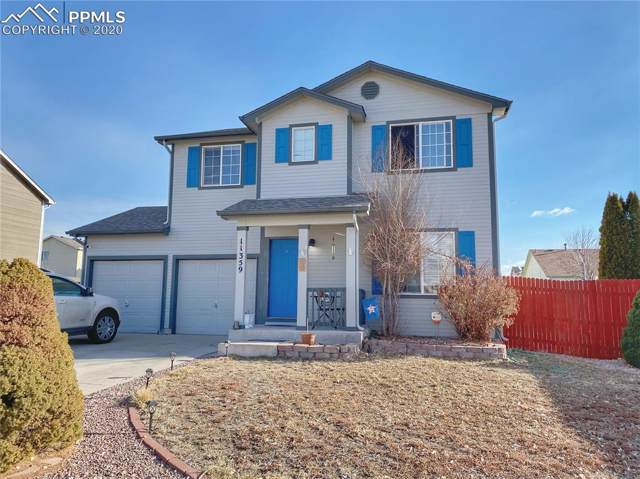 11359 Justamere Drive, Fountain, CO 80817 (#1632688) :: The Peak Properties Group
