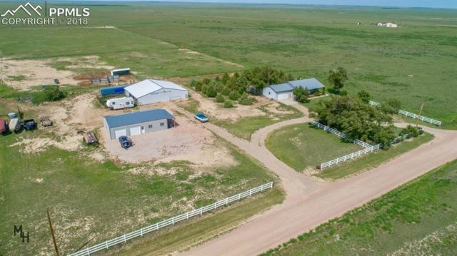 31201 County 2X Road, Hugo, CO 80821 (#1633379) :: Jason Daniels & Associates at RE/MAX Millennium