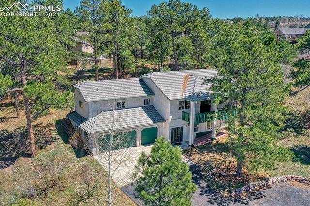 660 Lake Woodmoor Drive, Monument, CO 80132 (#1633606) :: Finch & Gable Real Estate Co.