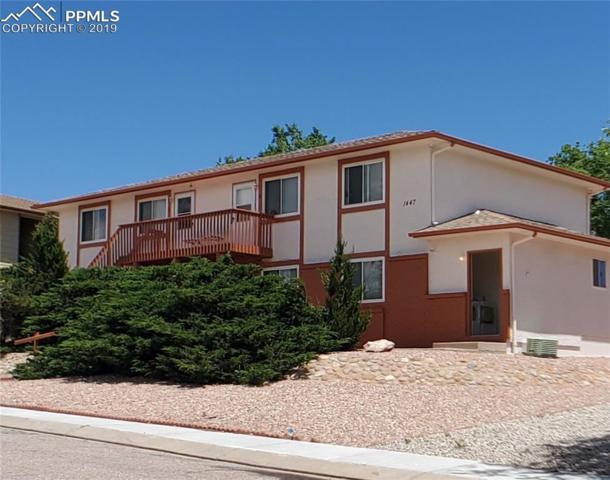 1447 Nokomis Drive, Colorado Springs, CO 80915 (#1634091) :: The Daniels Team