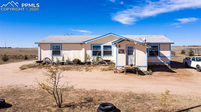 34430 E Jones Road, Yoder, CO 80864 (#1634820) :: 8z Real Estate