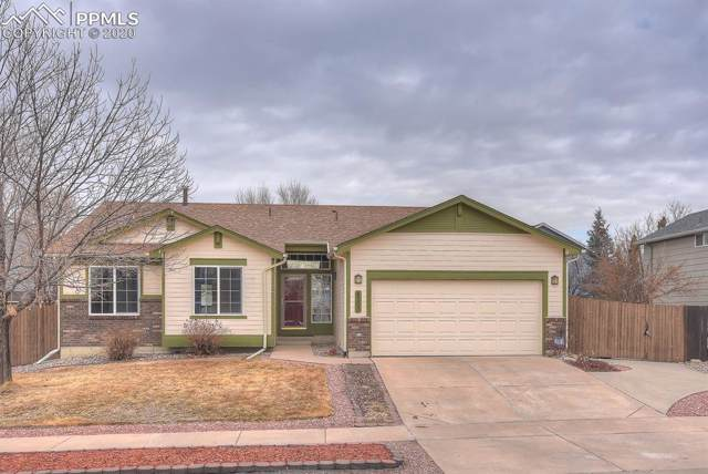 4307 Coolwater Drive, Colorado Springs, CO 80916 (#1636462) :: The Kibler Group