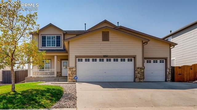 8467 Chasewood Loop, Colorado Springs, CO 80908 (#1637290) :: 8z Real Estate