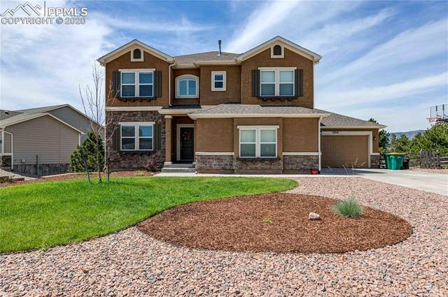 19924 Lindenmere Drive, Monument, CO 80132 (#1638600) :: The Daniels Team