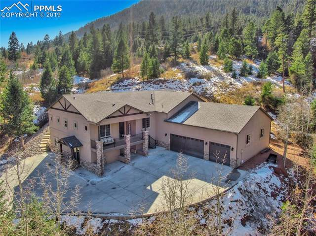 8565 Aspenglow Lane, Cascade, CO 80809 (#1638826) :: 8z Real Estate