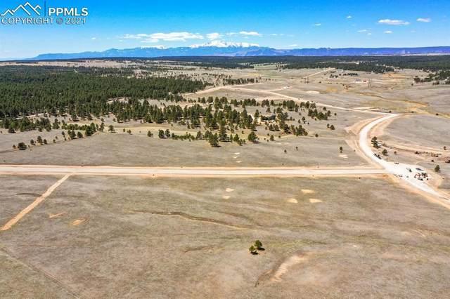 11416 Bison Meadows Court, Colorado Springs, CO 80908 (#1639485) :: HomeSmart