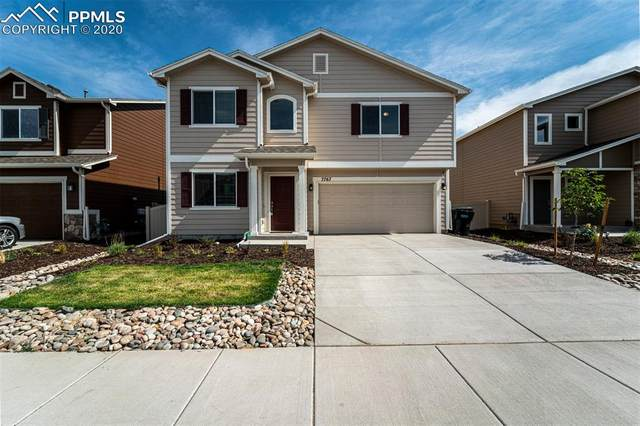 7767 Benecia Drive, Fountain, CO 80817 (#1645603) :: CC Signature Group