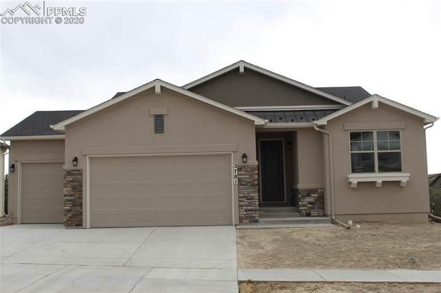 2781 Elk Stone Court, Colorado Springs, CO 80908 (#1646064) :: Colorado Home Finder Realty