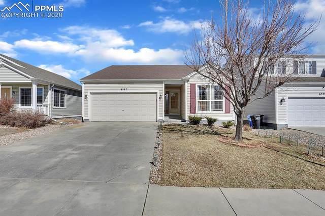 6567 Trenton Street, Colorado Springs, CO 80923 (#1648093) :: The Treasure Davis Team