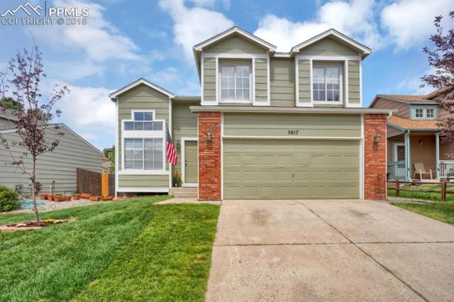 5817 Fossil Drive, Colorado Springs, CO 80923 (#1648100) :: The Treasure Davis Team