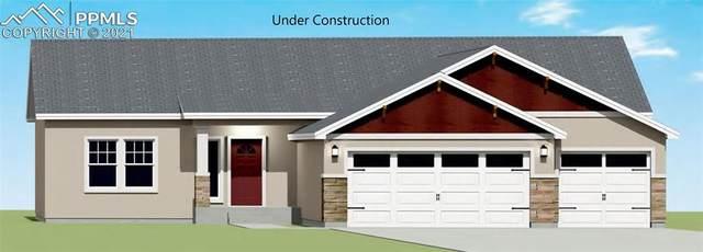 1116 N Picketwire Lane, Pueblo West, CO 81007 (#1648595) :: Fisk Team, RE/MAX Properties, Inc.
