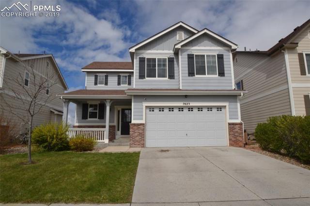 7623 Buckeye Tree Lane, Colorado Springs, CO 80927 (#1649343) :: Fisk Team, RE/MAX Properties, Inc.