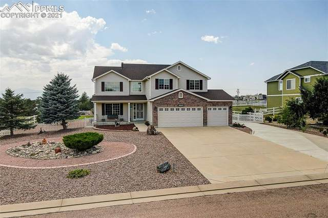 7756 Bullet Road, Peyton, CO 80831 (#1651712) :: Action Team Realty