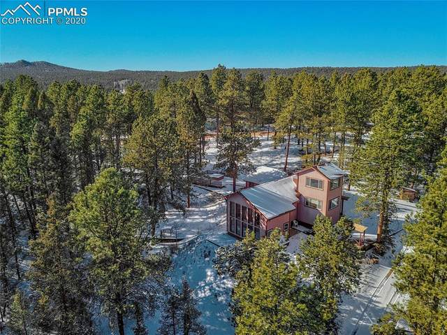 124 Trout Creek Drive, Divide, CO 80814 (#1653939) :: Finch & Gable Real Estate Co.