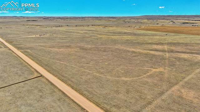 7815 J D Johnson Road, Peyton, CO 80831 (#1658189) :: The Treasure Davis Team