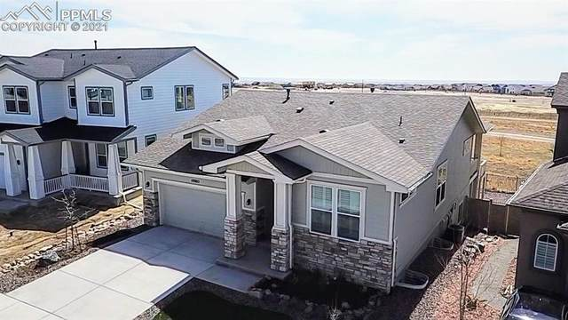 10065 Golf Crest Drive, Peyton, CO 80831 (#1662660) :: The Harling Team @ HomeSmart