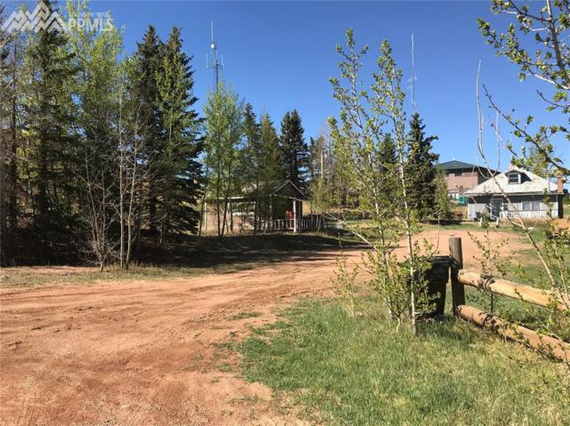 357 Weaverville Road, Divide, CO 80814 (#1663947) :: Jason Daniels & Associates at RE/MAX Millennium