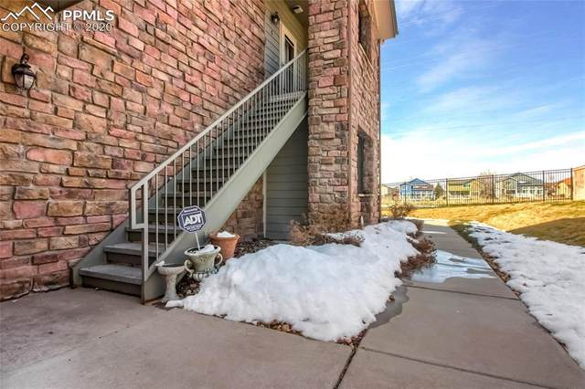 18641 E Water Drive C, Aurora, CO 80013 (#1664157) :: The Treasure Davis Team