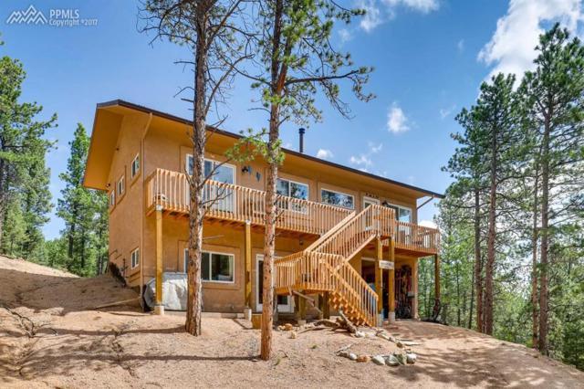 103 Spruce Drive, Woodland Park, CO 80863 (#1664722) :: Jason Daniels & Associates at RE/MAX Millennium