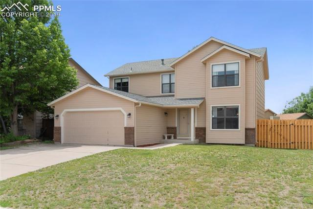 825 Hubbell Drive, Colorado Springs, CO 80911 (#1664724) :: Tommy Daly Home Team