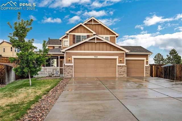 7742 Canyon Oak Drive, Colorado Springs, CO 80922 (#1665135) :: The Kibler Group