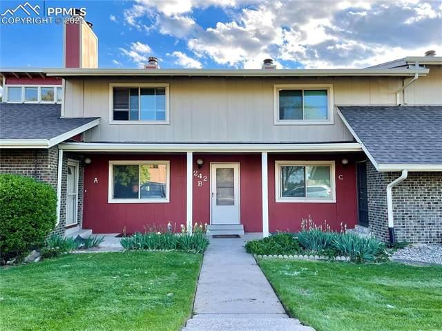 242 W Rockrimmon Boulevard B, Colorado Springs, CO 80919 (#1667370) :: Compass Colorado Realty