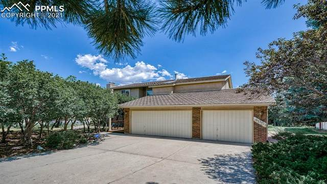 4951 W Cliff Point Circle, Colorado Springs, CO 80919 (#1667838) :: The Gold Medal Team with RE/MAX Properties, Inc