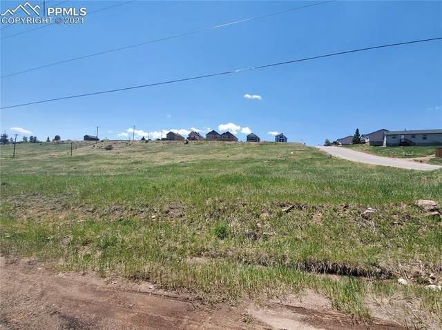 Prospect Street, Cripple Creek, CO 80813 (#1668284) :: Fisk Team, RE/MAX Properties, Inc.