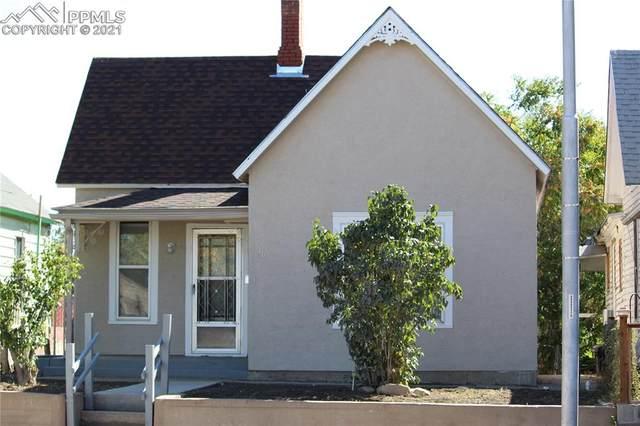 516 W 8th Street, Pueblo, CO 81003 (#1672125) :: The Treasure Davis Team | eXp Realty