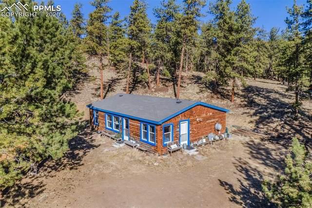 561 Ridge Street, Guffey, CO 80820 (#1673339) :: 8z Real Estate
