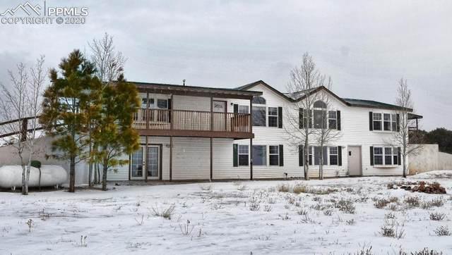 958 Turkey Creek Road, Walsenburg, CO 81089 (#1674567) :: Jason Daniels & Associates at RE/MAX Millennium