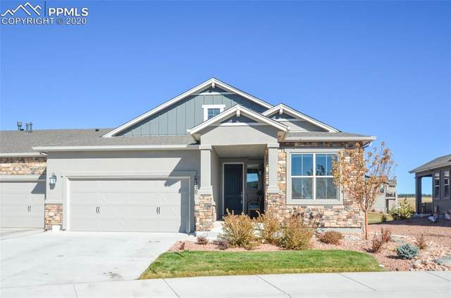 6320 Resplendent Court, Colorado Springs, CO 80924 (#1674627) :: The Kibler Group