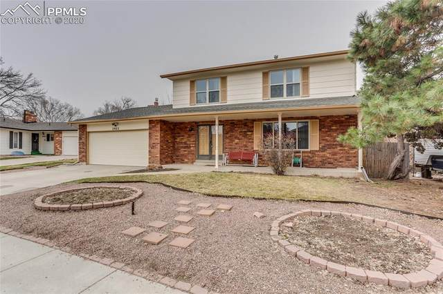 2925 E Whileaway Circle, Colorado Springs, CO 80917 (#1677253) :: The Treasure Davis Team