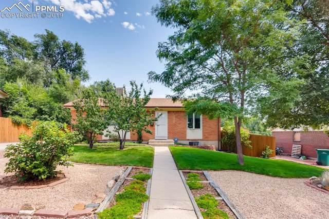 1413 Bates Drive, Colorado Springs, CO 80909 (#1677338) :: The Kibler Group